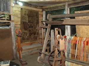 Museo Viviente e Itinerante de Ruecas y Telares