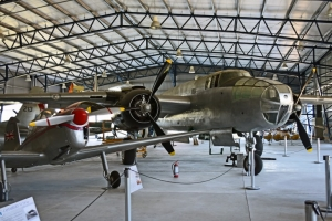 Museo Aeronutico Cnel. (Av.) Jaime Meregallime 