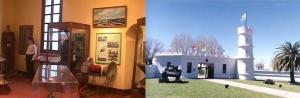 Museo Batalla del Río de la Plata (Cuartel Paso del Rey)